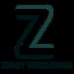 Ziggy: Jouw website over twee weken goedkoop online! Logo